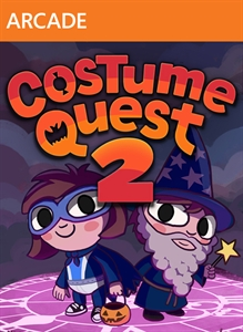 Costumes of Costume Quest 2