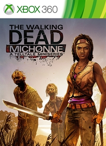 The Walking Dead: Michonne - Ep. 1, In Too Deep