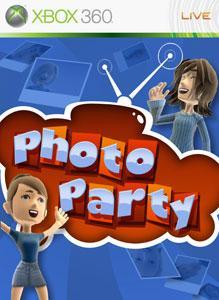 Carátula para el juego Photo Party de Xbox 360