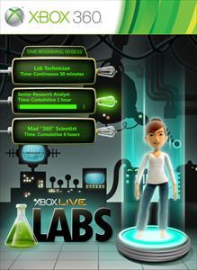Carátula del juego Xbox LIVE Labs