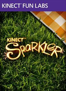 Kinect Sparkler