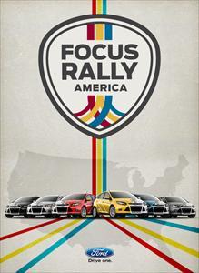 Ford Rally Black Theme