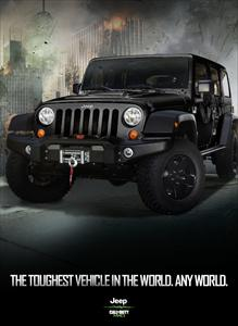 Download the free Jeep Wrangler COD theme pack.