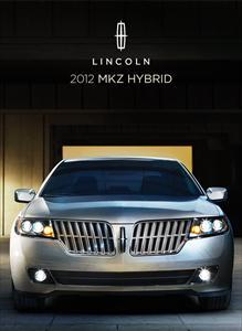 Lincoln MKZ Hybrid Theme 3