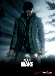 Verizon Alan Wake Picture Pack
