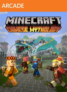 Mash-Up Mitologia Chinesa no Minecraft