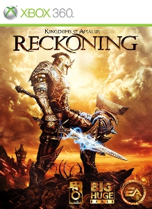 Carátula del juego Kingdoms of Amalur: Reckoning Online Pass