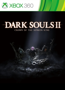 Carátula del juego Dark Souls II Crown of the Sunken King