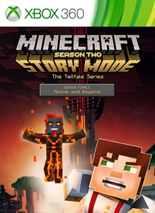 Minecraft: Story Mode - Season Two - Episode 5