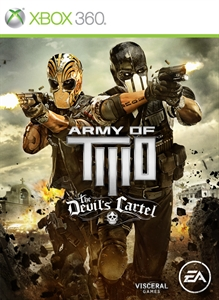 Carátula del juego Army of TWO The Devil
