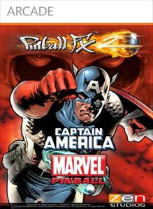 Captain America Table (Full)