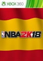 NBA 2K18 Spanish Commentary Pack