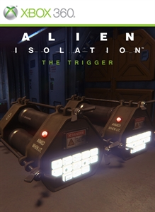 Carátula del juego Alien: Isolation - The Trigger