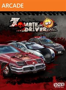 Carátula del juego Zombie Driver HD - Brutal Car Skins