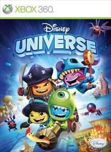 Carátula del juego Disney Universe Cruella de Vil Costume