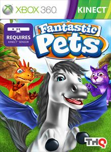 Carátula del juego The Fantastic Pets flight pack