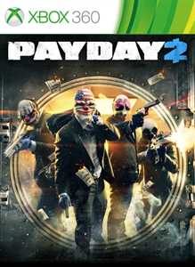 PAYDAY™2 Swag bag bundle
