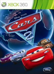 Carátula del juego Cars 2: The Video Game - Daredevil Lightning McQueen