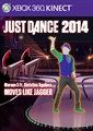"Just Dance 2014 - ""Moves Like Jagger"" by Maroon 5 Ft. Christina Aguilera"