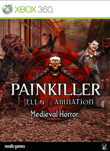 Carátula del juego Painkiller Hell & Damnation: Medieval Horror