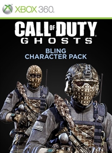 Call of Duty®: Ghosts - Pack de personnage Bling