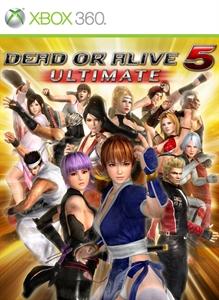 Dead or Alive 5 Ultimate - Noël Hayate