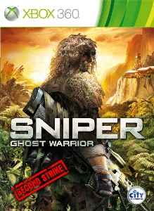 Carátula del juego Sniper Ghost Warrior - Second Strike