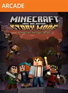 Minecraft Story Mode Skin Pack