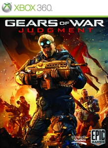 Gears of War Judgment VIP Pass