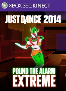 Just Dance 2014 - « Pound the Alarm » - Extreme