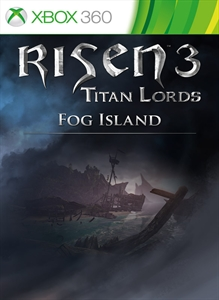 Carátula del juego Fog Island