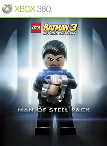 Carátula del juego Man of Steel Pack