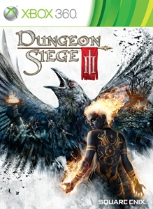 Carátula del juego Dungeon Siege III: Treasures of the Sun