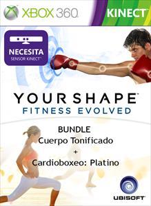 Pack: Cuerpo tonificado y Cardioboxeo  Platino
