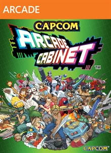Carátula del juego CAPCOM ARCADE CABINET : ALL-IN-ONE PACK