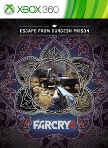 Carátula del juego FAR CRY 4 Escape from Durgesh Prison
