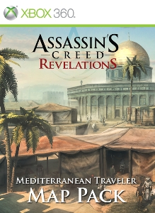 Carátula del juego Assassin's Creed Revelations -- Mediterranean Traveler Map Pack