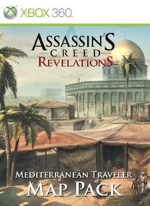 Assassin's Creed Revelations -- Mediterranean Traveler Map Pack