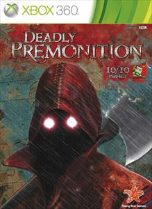 Deadly Premonition Gamer Picture Pack 3