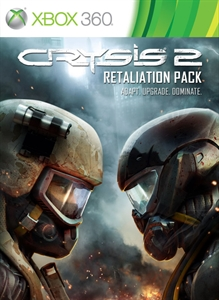 Carátula del juego Crysis 2 - Retaliation Pack