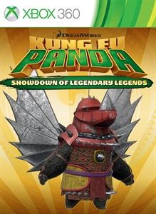 Kung Fu Panda Character: Rhino Armor Li
