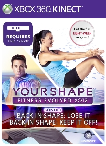 Paket: Back in Shape Lose It! & Keep It Off! - Your Shape™ Fitness Evolved 2012