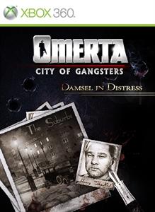 Carátula del juego Omerta - City of Gangsters - Damsel in Distress