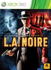 Carátula para el juego L.A. Noire Rockstar Pass de Xbox 360
