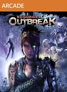 Carátula para el juego Scourge: Outbreak