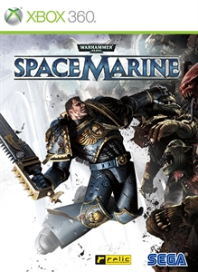 Carátula del juego Space Marine: Blood Angels Chapter Skin