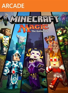 Pack de skins Magic: The Gathering Minecraft