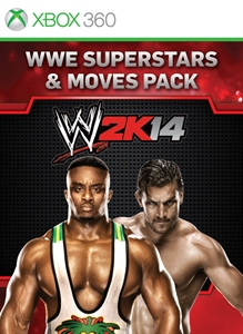WWE Superstars and Moves Pack