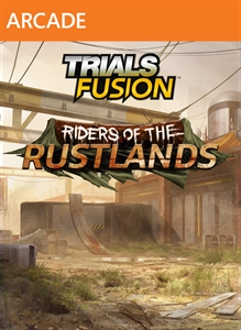 Carátula del juego Trials Fusion - DLC Riders of the Rustland