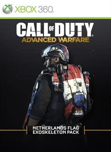 Netherlands Exoskeleton Pack